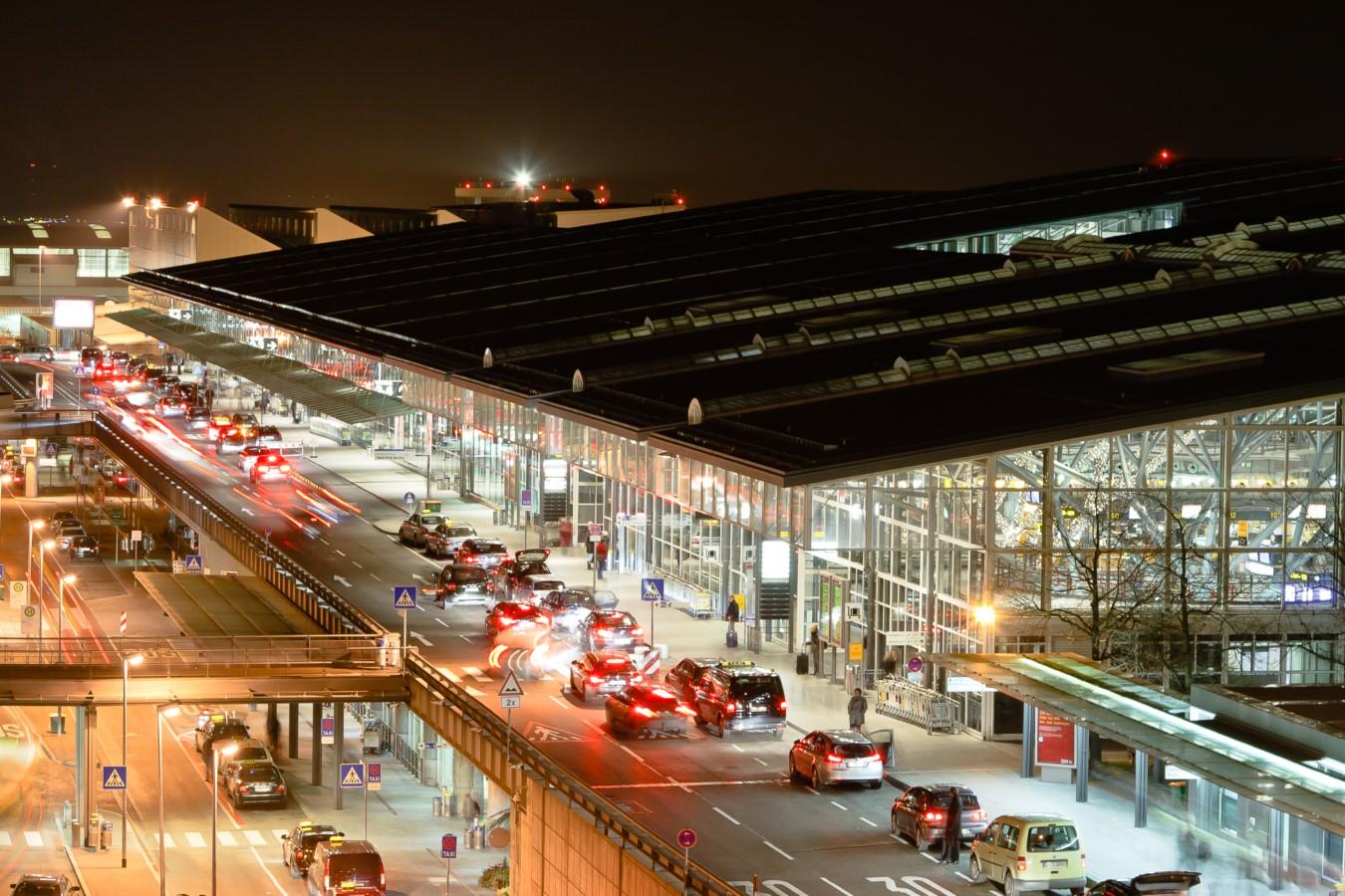 Stuttgart Airport Parking   ParkVia